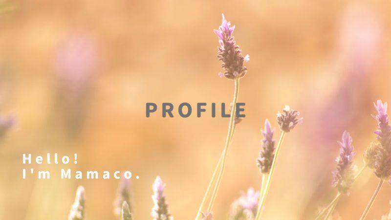 HELLO! MAMACO.profile