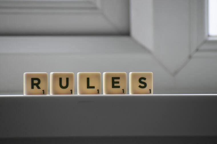 RULESの駒
